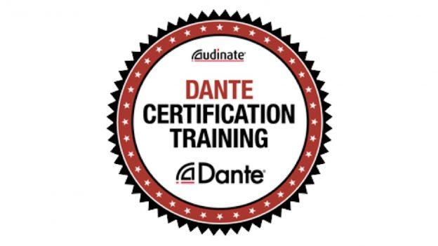 Certificação Dante